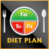 Fat to Fit Diet Plan icon
