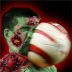 Halloween Zombie Farting Football icon