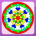 Coloring – Mandala icon
