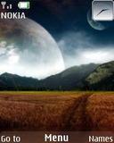 Moon Light theme screenshot