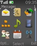 Neo Nokia theme screenshot