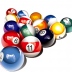 Billiard 3D icon