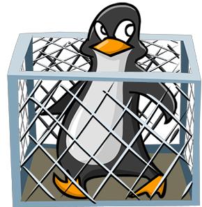 Prison Break Pingu