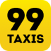 99Taxis – Taxi cab app icon