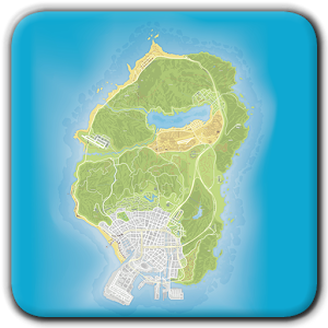 Unofficial Map For GTA 5